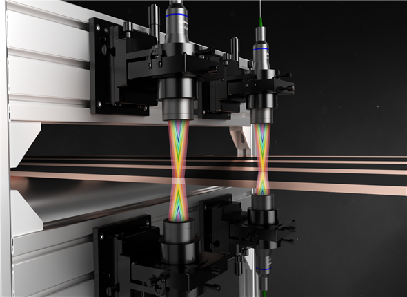 Chromatic Confocal Sensor enabling high-precision measurement Hypersen craftsmanship